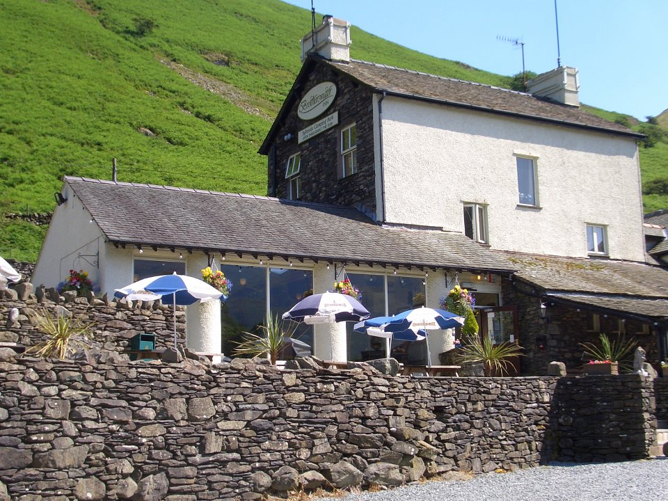 The Brotherswater Inn near Patterdale in the Lake District