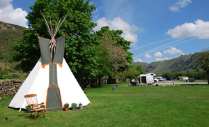 Nomad Events Tipi