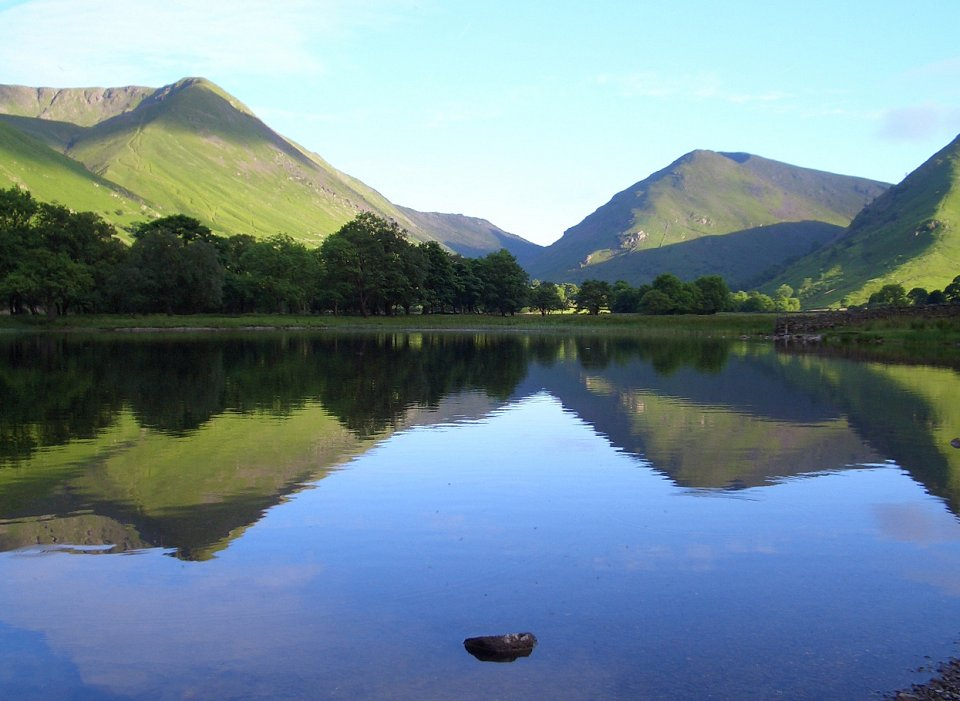 View of Brotherswater